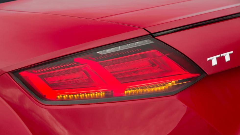 Audi TT Roadster faros traseros