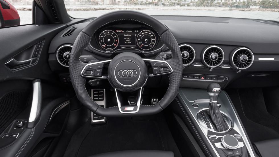 Audi TT Roadster salpicadero