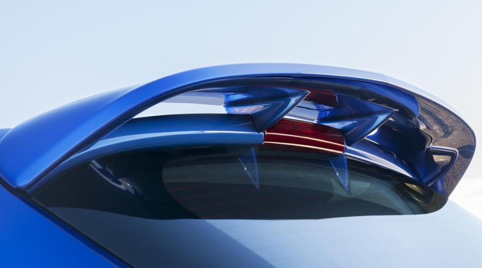Opel Corsa OPC 2015 alerón