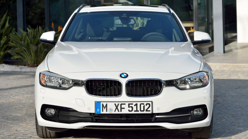 BMW Serie 3 2016 2016 frontal