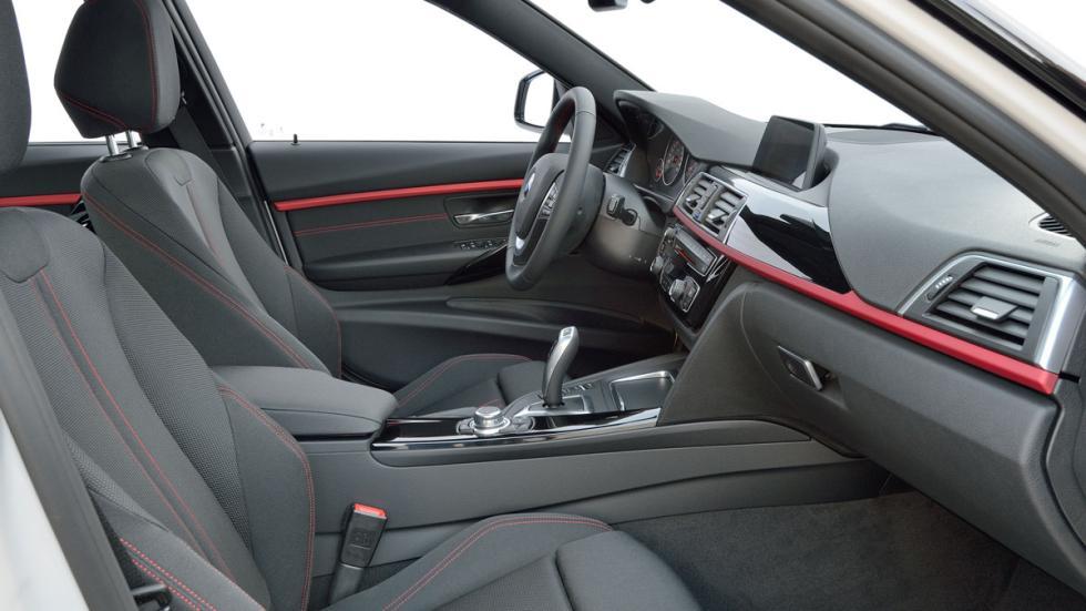 BMW Serie 3 2016 2016 interior