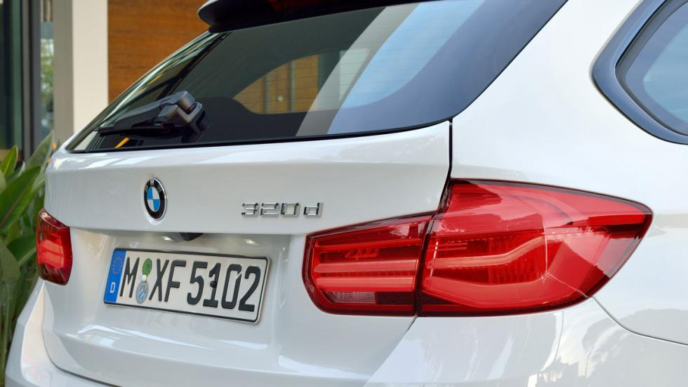 BMW Serie 3 2016 detalle