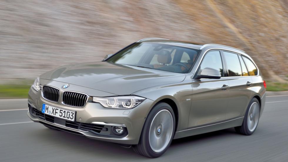 BMW Serie 3 2016 tres cuartos delantero