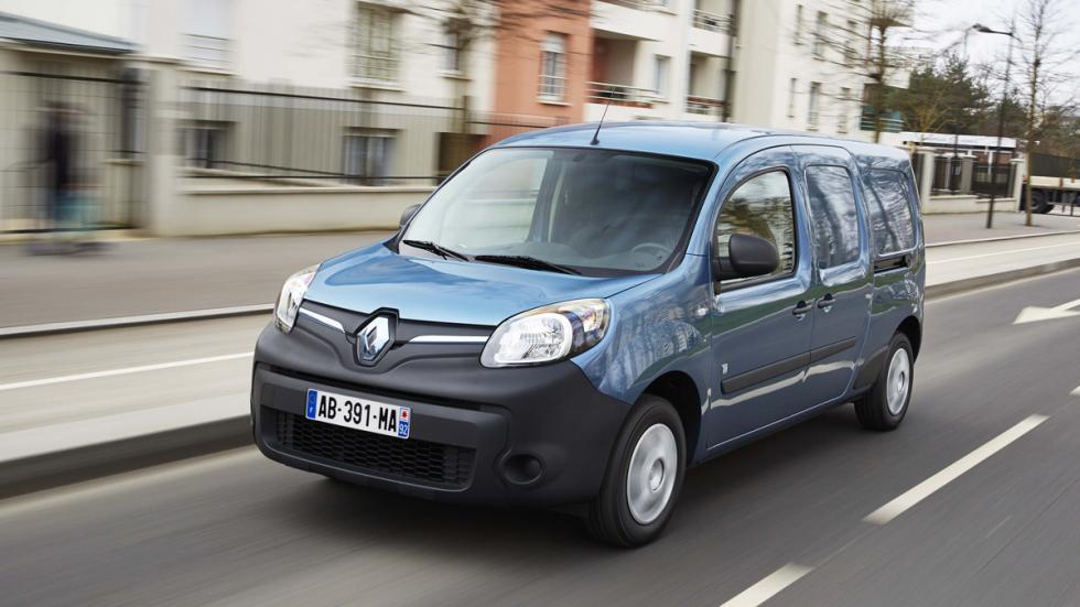 7 coche populares renting kangoo