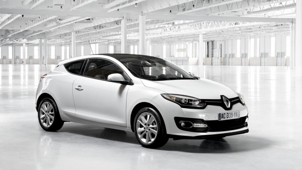 7 coche populares renting megane