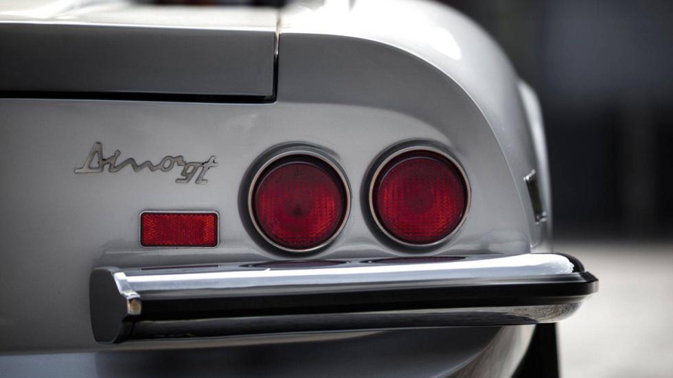 subasta Ferrari Dino 246 GTS 1974 detalle