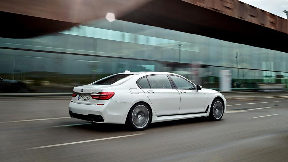 Nuevo BMW Serie 7 2015 zaga
