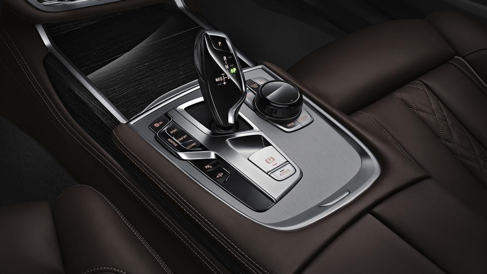 Nuevo BMW Serie 7 2015 transmision