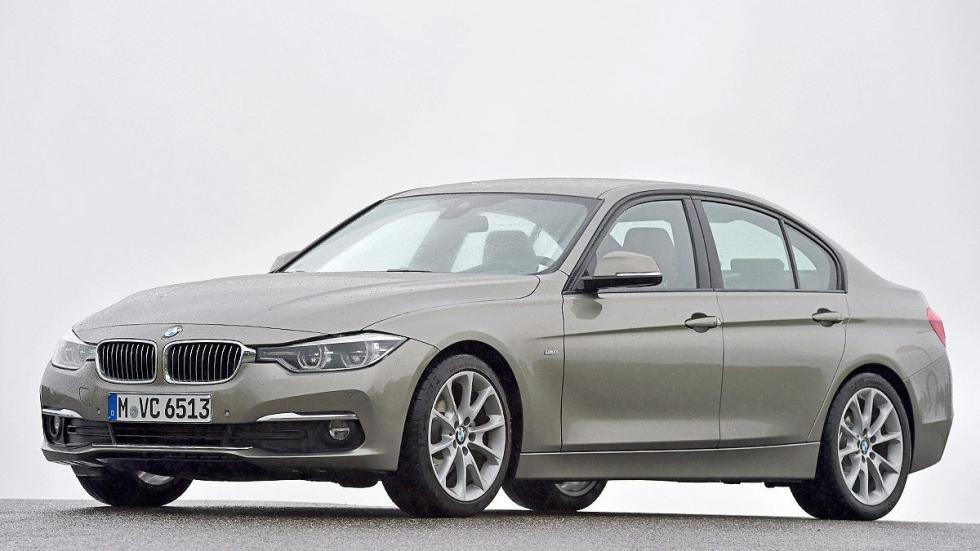 Nuevo BMW Serie 3 morro