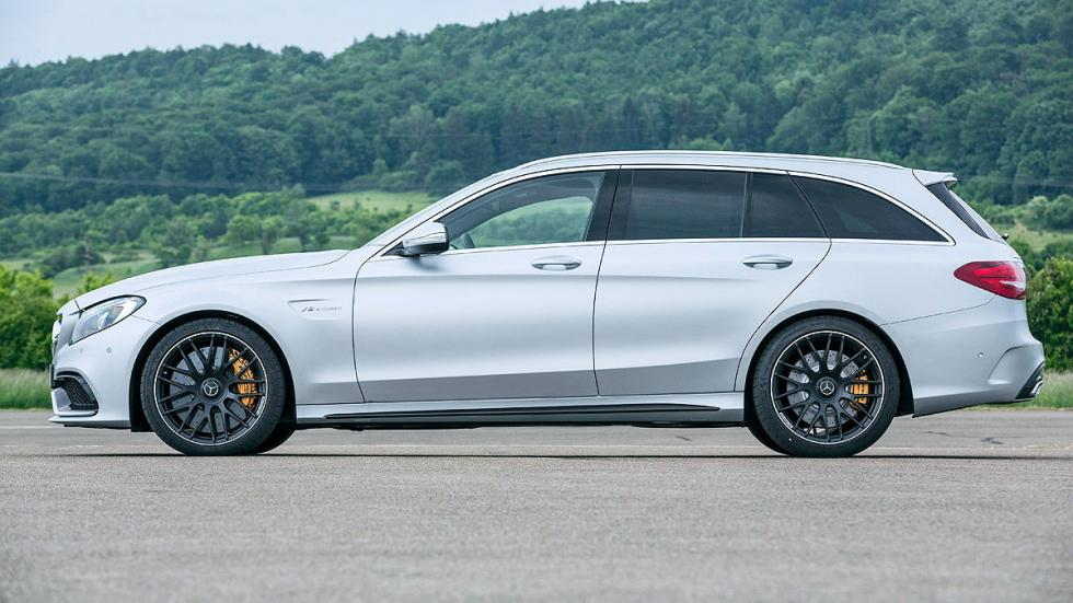 Mercedes AMG C 63 Estate