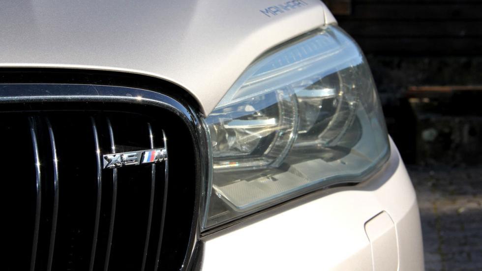 BMW X5 M by Manhart