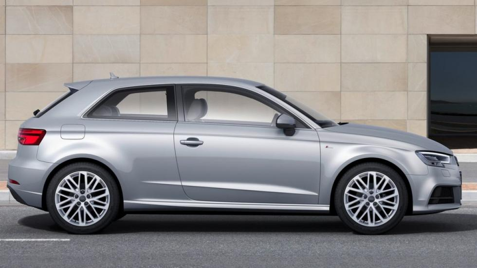 Audi A3 2016 lateral