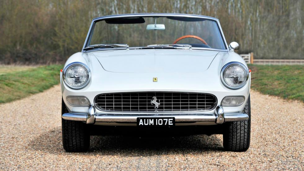 3. Ferrari 275 GTS por Pininfarina (1966). 1,78 millones de euros