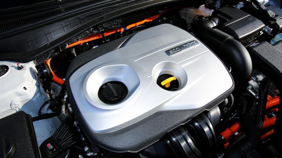 motor eléctrico y el de combustión