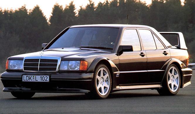 A la venta un Mercedes 190E 2.5-16V EVO II en… ¿California?