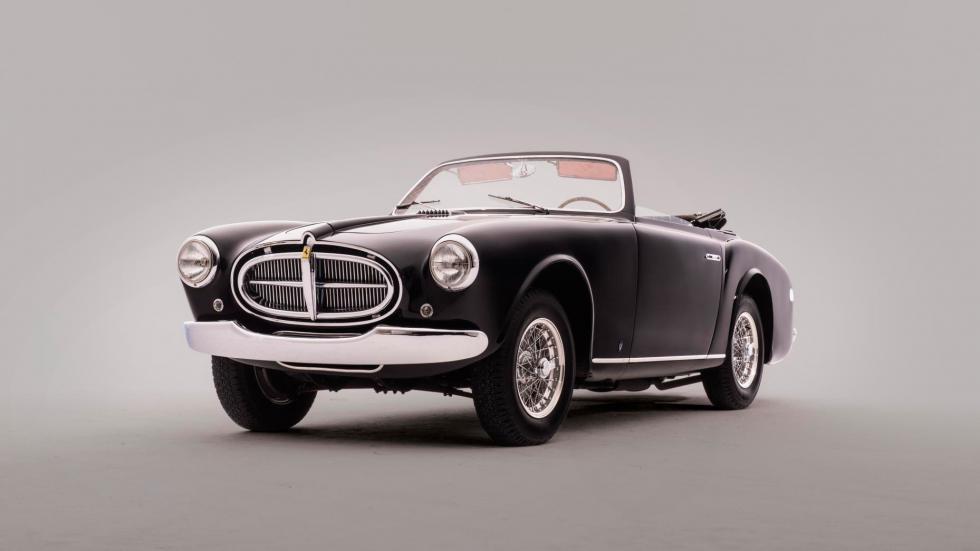 6. Ferrari 212 Inter Cabriolet por Vignale (1952). 1,18 millones de euros
