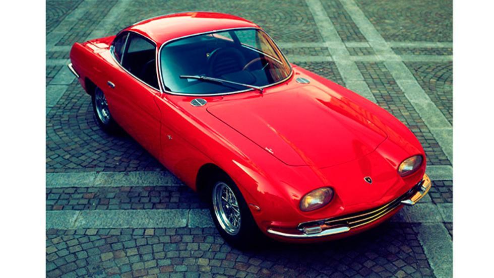 Acierto: Lamborghini 350 GT, 1964