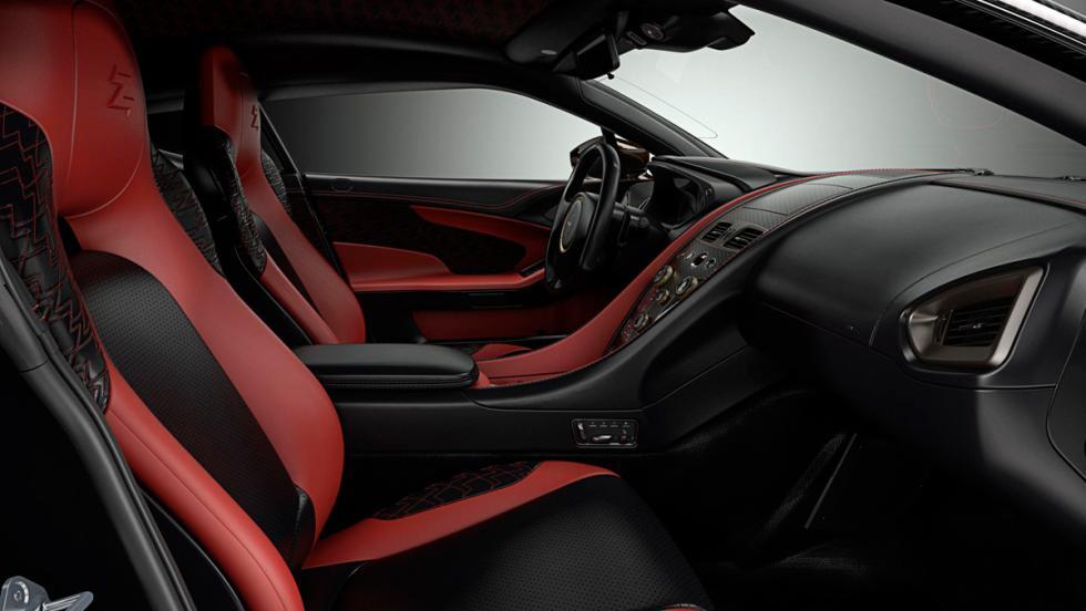Aston Martin Vanquish Zagato, 10