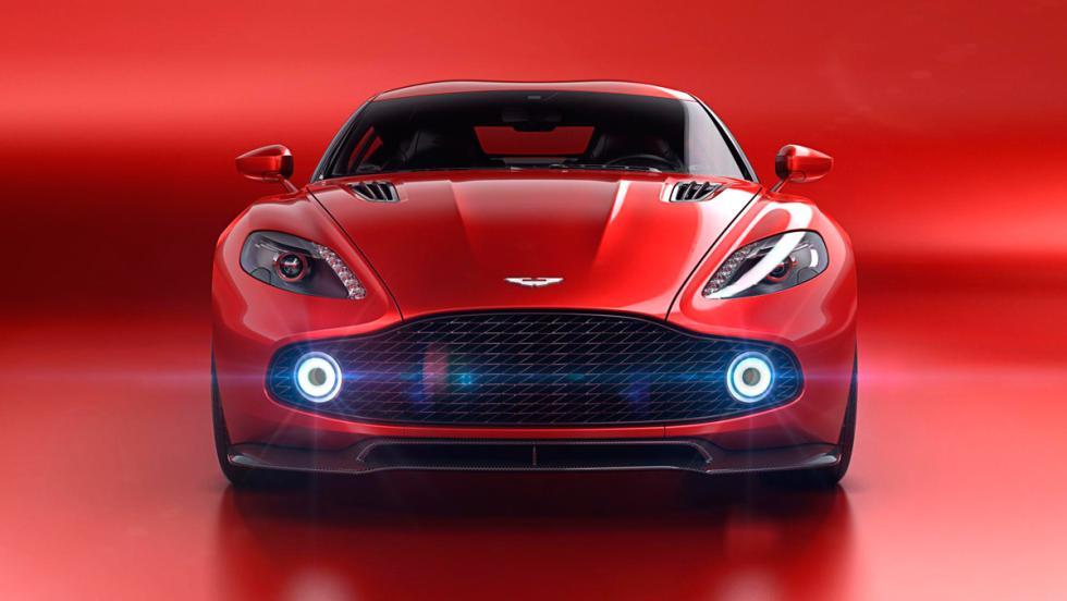 Aston Martin Vanquish Zagato, 2