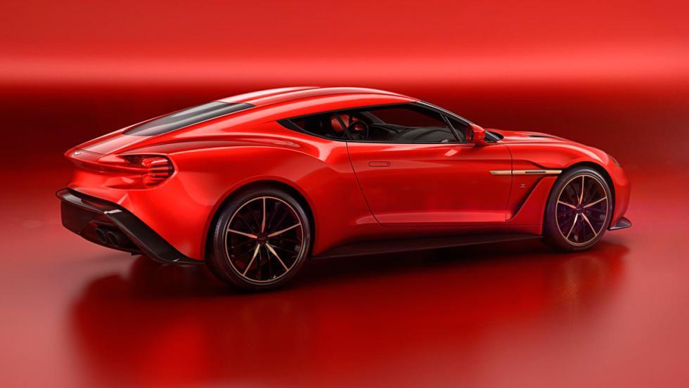 Aston Martin Vanquish Zagato, 5