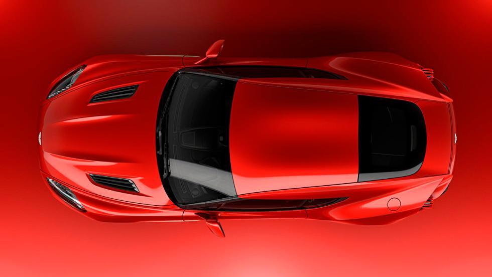 Aston Martin Vanquish Zagato, 6