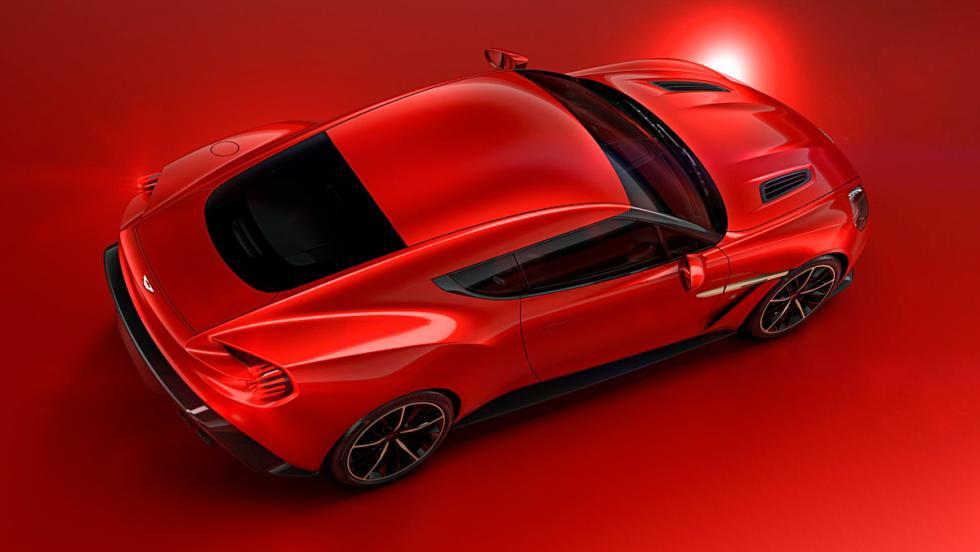 Aston Martin Vanquish Zagato, 7