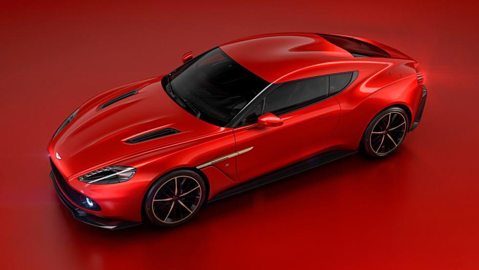 Aston Martin Vanquish Zagato, 8