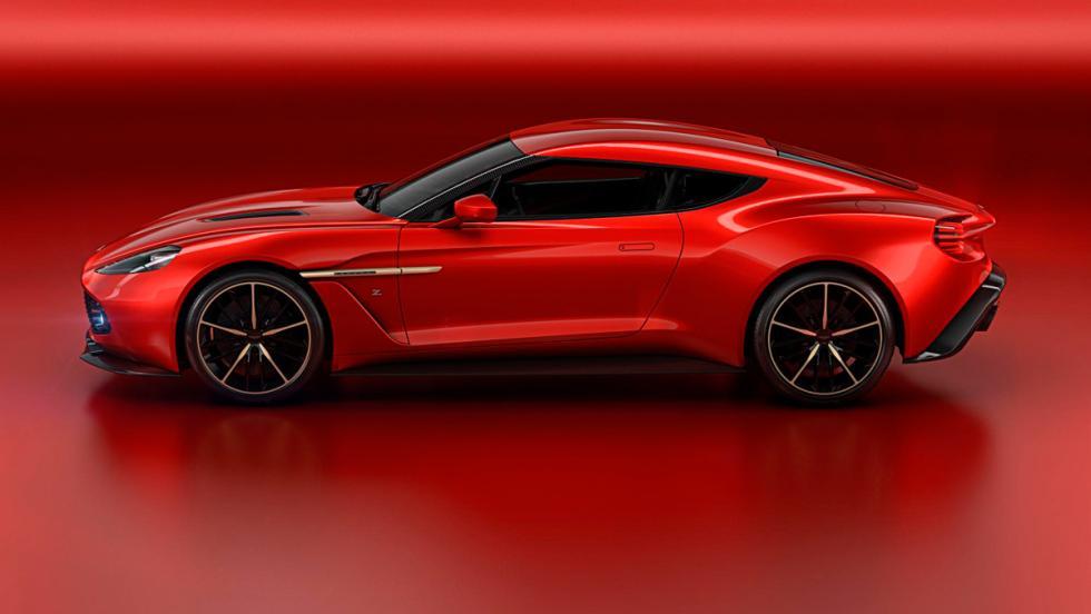 Aston Martin Vanquish Zagato, 9