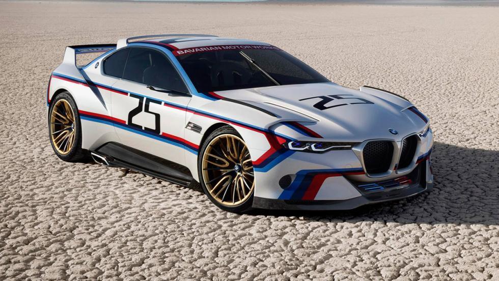 BMW 3.0 CLS Hommage (2015)