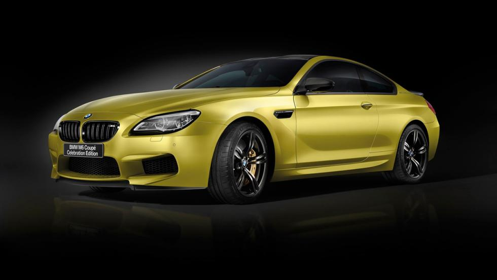BMW M6 Celebration Edition Competition, 5