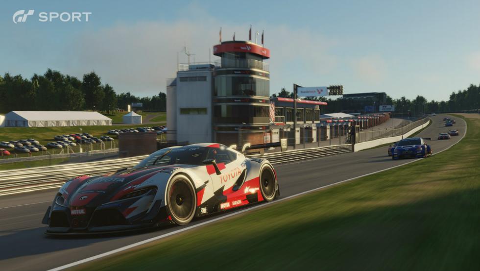 Gran Turismo Sport 3