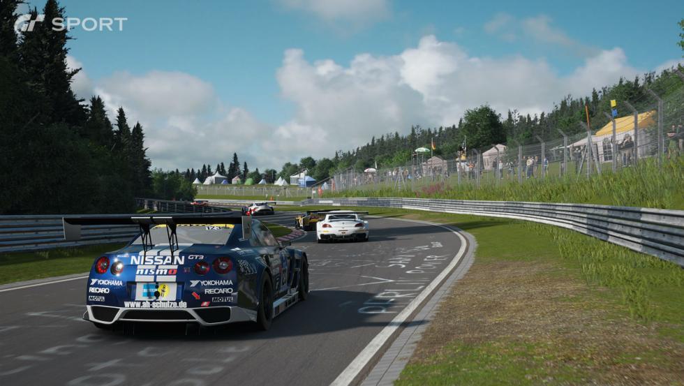 Gran Turismo Sport 8