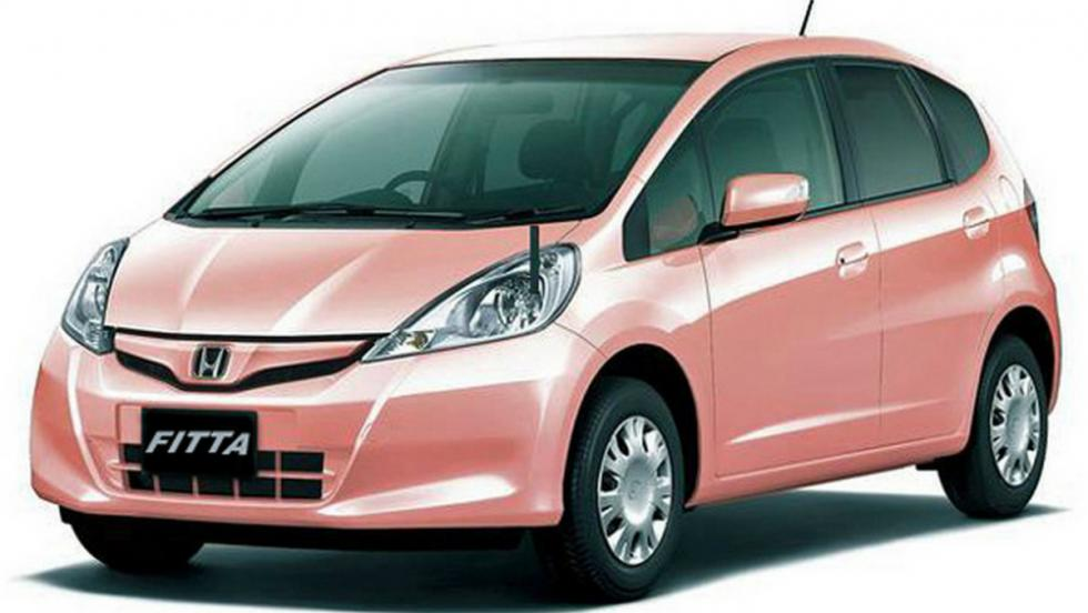Honda Fitta
