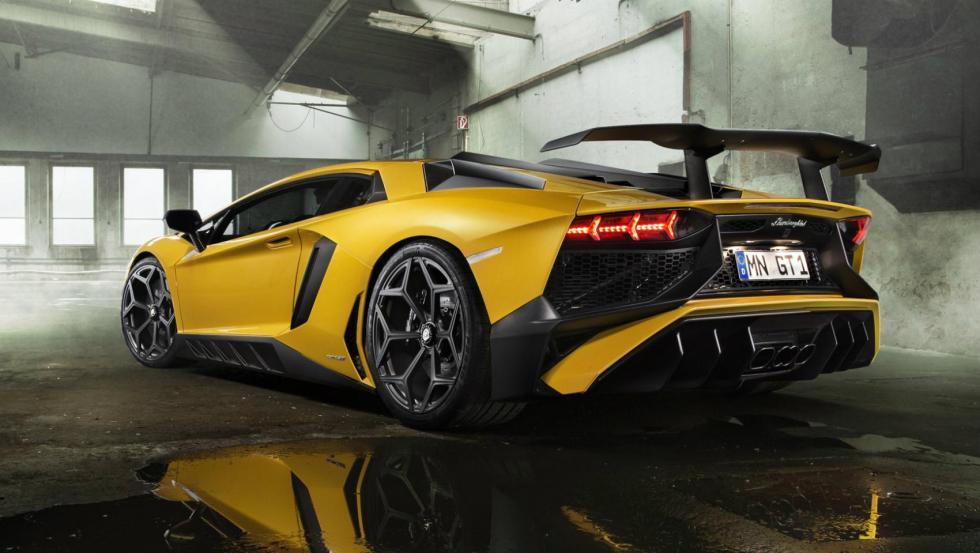 Lamborghini Aventador Novitec 2