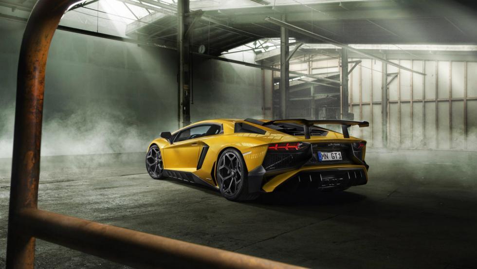 Lamborghini Aventador Novitec 5