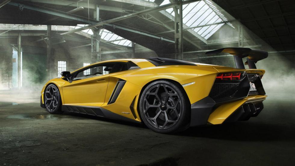Lamborghini Aventador Novitec 6