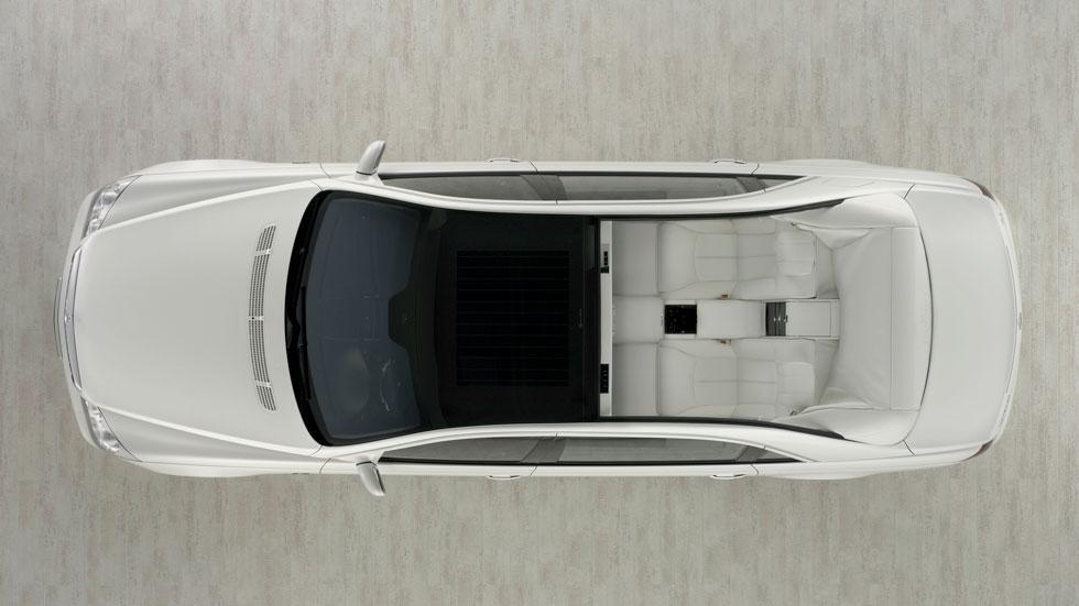 Maybach 62s Landaulet cenital lujo