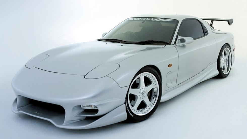Fast and Furious Mazda RX-7 Veilside