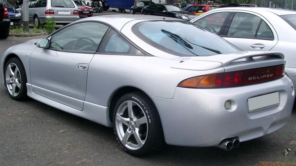 Fast and Furious Mitsubishi Eclipse
