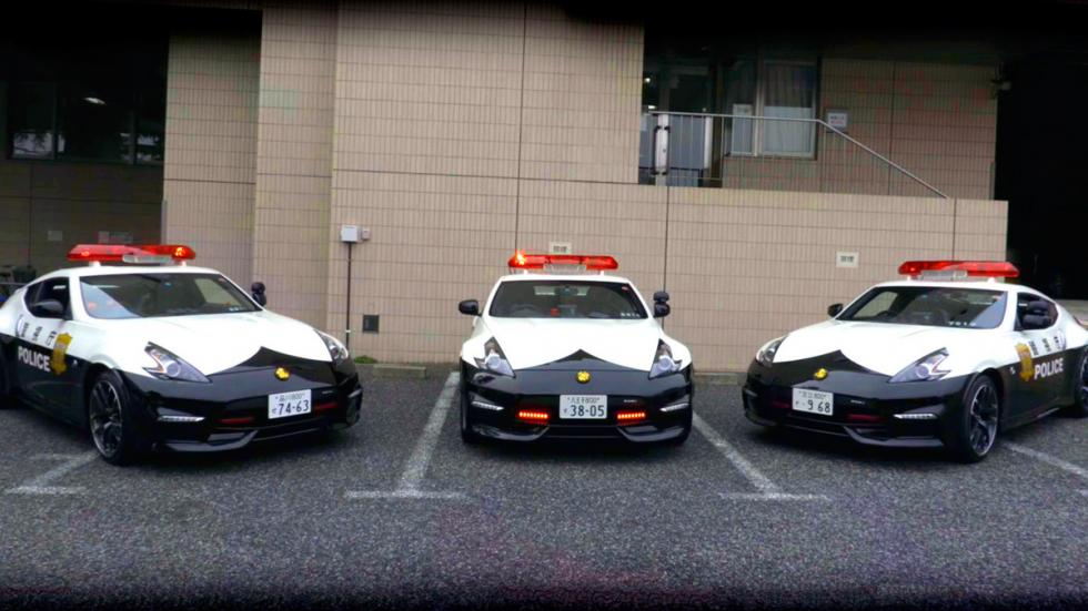 Nissan 370Z Nismo Policía Japón (3)
