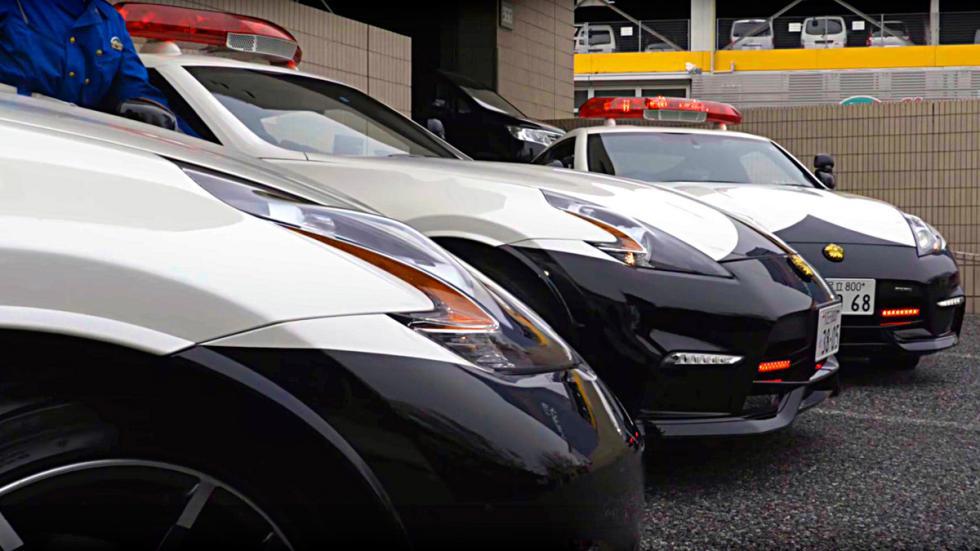 Nissan 370Z Nismo Policía Japón (4)