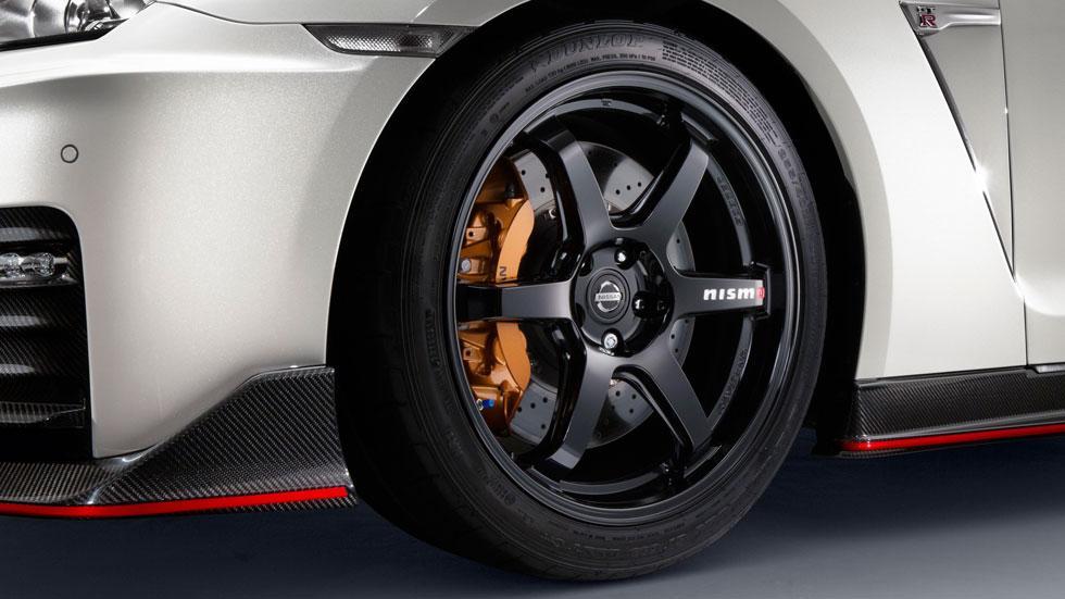 Nissan GT-R Nismo 2017 llantas