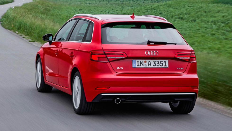 Prueba nuevo Audi A3, 1