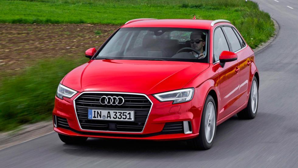 Prueba nuevo Audi A3, 2