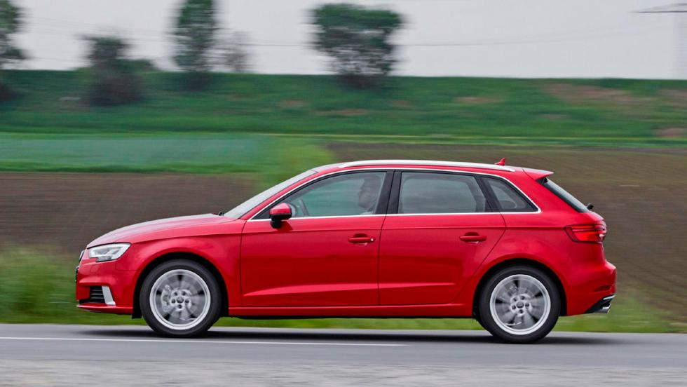 Prueba nuevo Audi A3, 3