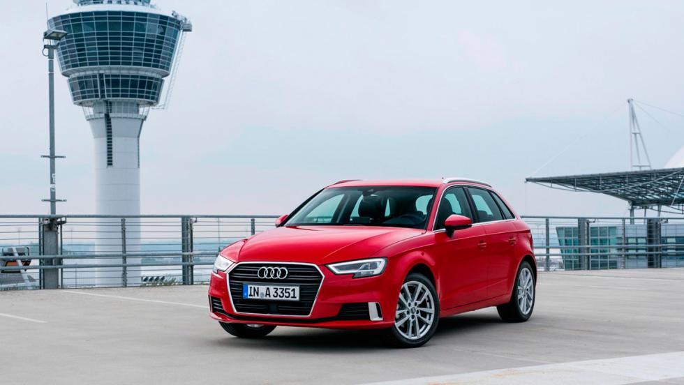 Prueba nuevo Audi A3, 4