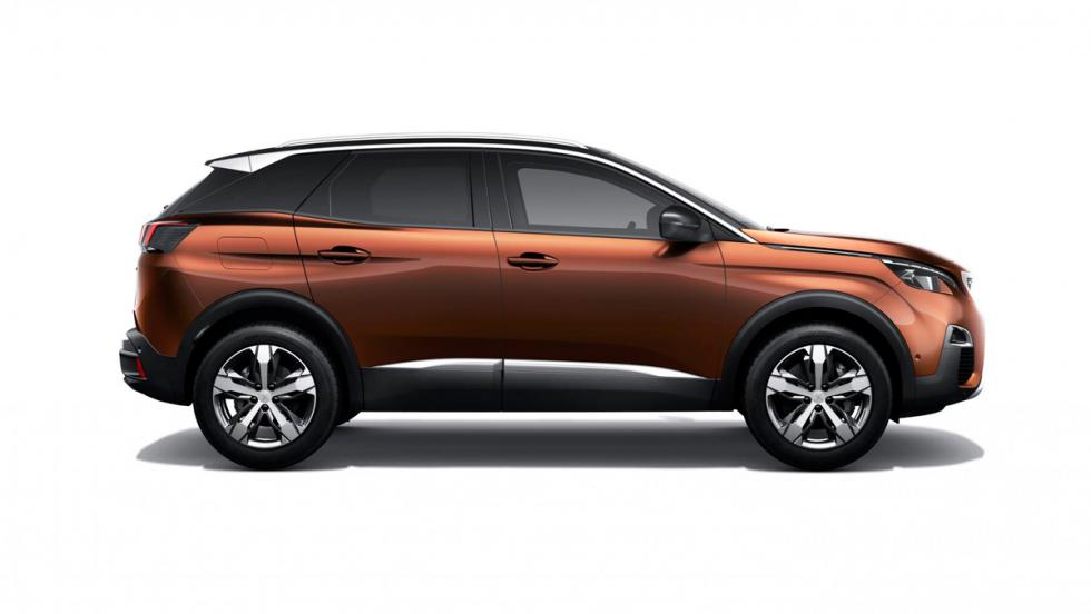 Nuevo Peugeot 3008, 2