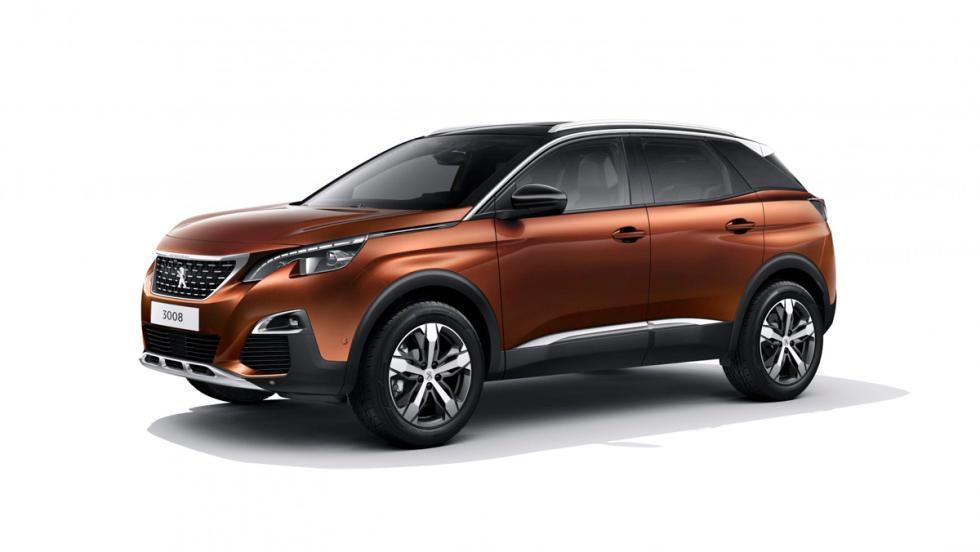 Nuevo Peugeot 3008, 5