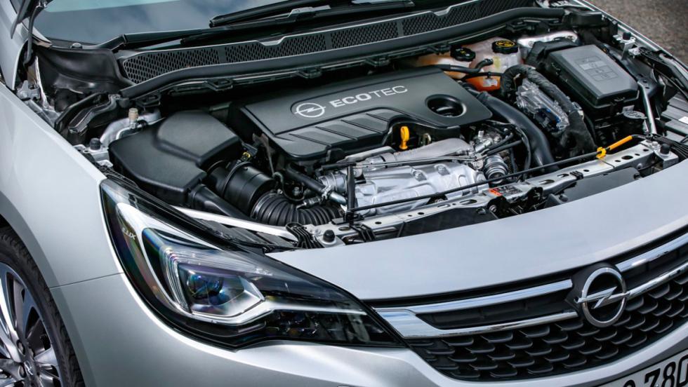Opel Astra BiTurbo, 5
