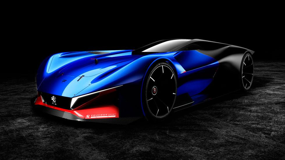 Peugeot L500 R HYbrid deportivo hibrido motorsport